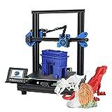 Aibecy TRONXY XY-2 Pro 3D-Druckerkit Unterstützung für Volumenaufbau Automatische Nivellierung Fortsetzen der Druckfilamentauslauferkennung mit 8G-TF Karte und PLA Musterfilament