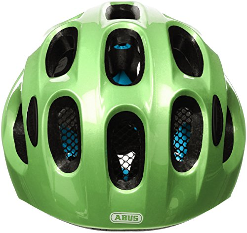 Abus Fahrradhelm Youn-I, sparkling green, 52-57 cm, 12814-1 - 4