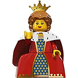 LEGO Series 15 Collectible Minifigure 71011 - Queen by LEGO
