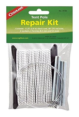 Coughlan's Tent Pole Repair Kit - White