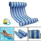 Queta Wasser Hängematte Schwimmendes Schlafen Bett im Freien Beweglicher Pool Schwimmer Wasser Erholungslounge