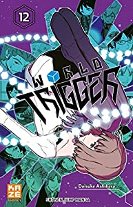 World Trigger Edition simple Tome 12