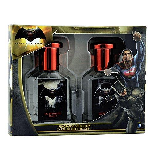 Batman - DC Comics Eau de Toilette Collection - Batman vs Superman, 1er Pack (1 x 1 Stück)