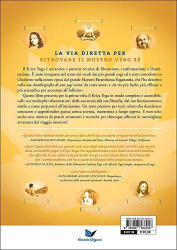 Zoom IMG-2 kriya yoga il manuale completo