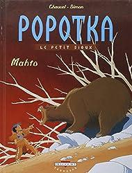 Popotka, tome 3 : Mahto - Prix du meilleur album jeunesse 7-8 ans, Angoulême 2004