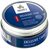 Shoeboy's Exclusive Care - edle Schuhpflegecreme für hochwertige und empfindliche Glattleder, dunkelblau, 1er Pack (1 x 100 ml)