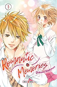 Romantic Memories Edition simple Tome 3