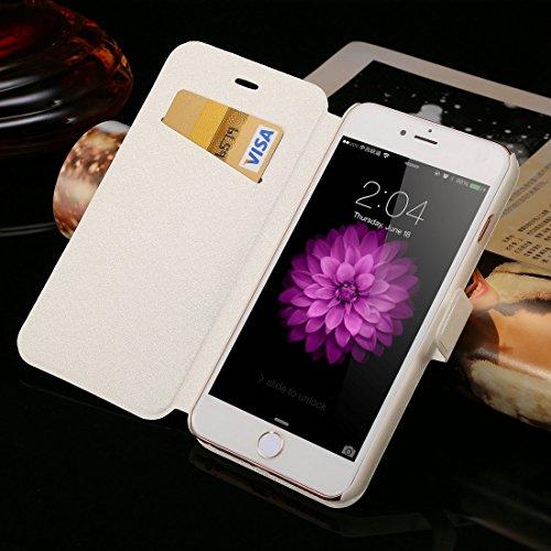 Phone case & Hülle Für IPhone 6 Plus / 6s Plus, Diamond verkrustete Perle Schmetterling Pattern Horizontale Flip Leder Tasche mit magnetischen Wölbung & Card Slots ( SKU : IP6P1000C ) IP6P1000E