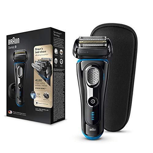 Braun 9242S Shaver with StandCase & Accessory Pouch - - (Health & Personal Care > Male Shaving) Best Price and Cheapest