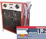 Aktobis Elektroheizer WDH-IFJ03 (9 kW / 16 A)