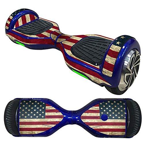 Balance Scooter / Hoverboard Amerika (1) Aufkleber