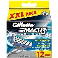 Gillette Mach3 Turbo X...