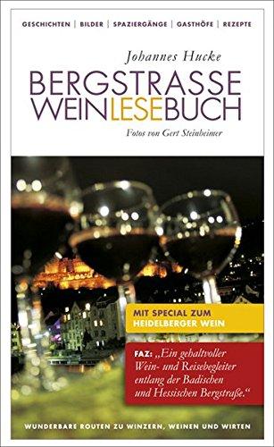 Download Bergstraße Weinlesebuch (Regio-Guide)