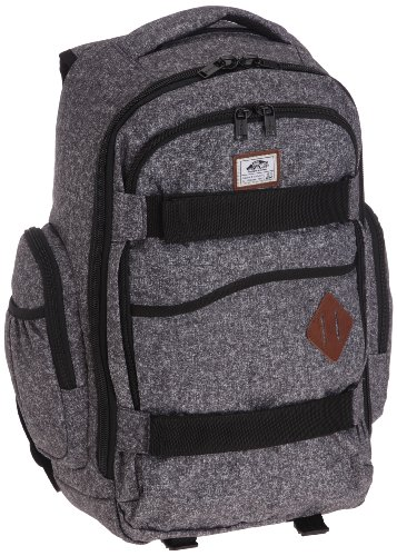 Vans M Transient Skatepack VNVI84P - Mochila para hombre, color gris, talla Taille Unique