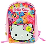 Best HELLO KITTY Fans - Hello Kitty Backpack with Adjustable Shoulder Straps Review