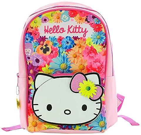 Hallo Kitty (In Blüte) Rucksack