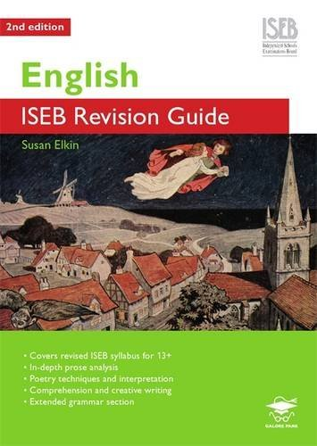 English ISEB Revision Guide 2nd edition                               A Revision Book for Common Entrance