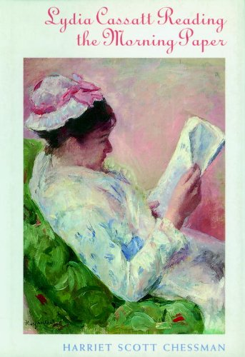 Lydia Cassat Reading the Morning Paper: A Novel (English Edition)