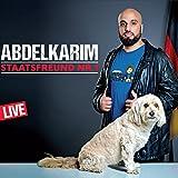 Abdelkarim 'Staatsfreund Nr. 1 - Live'