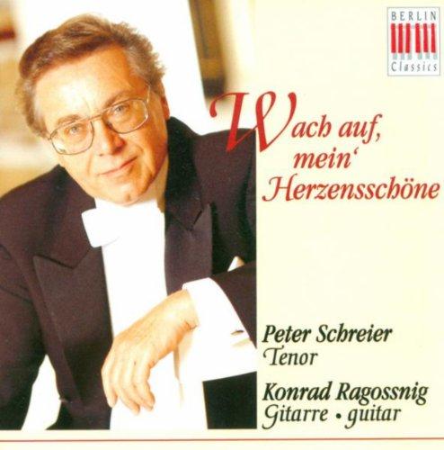 Vocal Recital: Schreier, Peter...