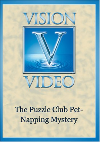 The Puzzle Club Pet-Napping Mystery -