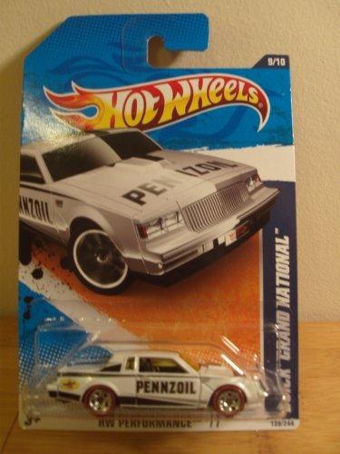 2011-hot-wheels-hw-performance-9-10-white-buick-grand-national-pennzoil-139-244
