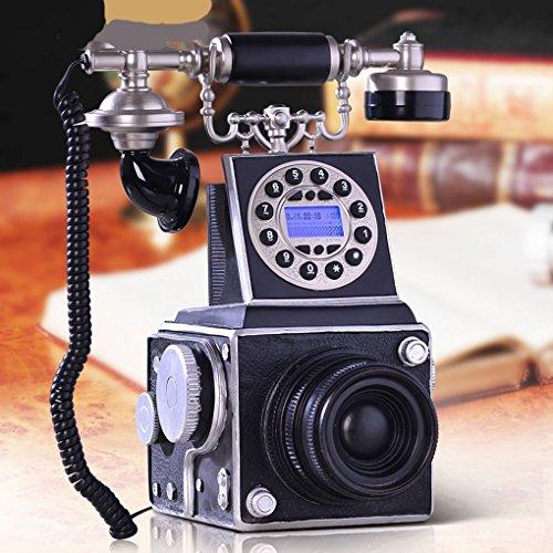 Telefoni voip la nuova personalità creativa antico continentale casa telefono fisso fisso fisso retrò retro telefono