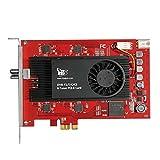 TBS6209 PCIe sintonizador profesional Octa 8 Tuner TV DVB-T2/C2/T/C/ISDB-T para televisión TDT televisión digital terrestre y cable - DVB-T2/C2/T/C/ISDB-T PCIe 8 Tuner TV card