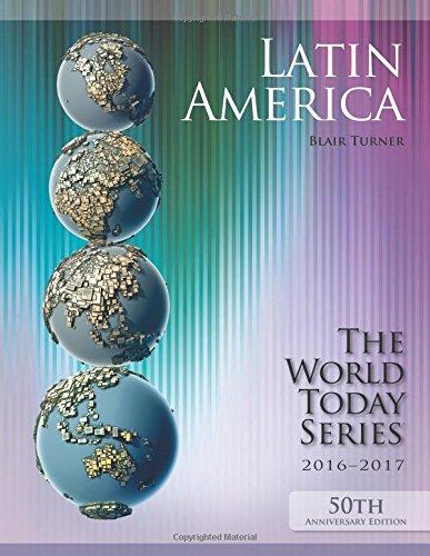 Latin America 2016-2017 (World Today (Stryker))