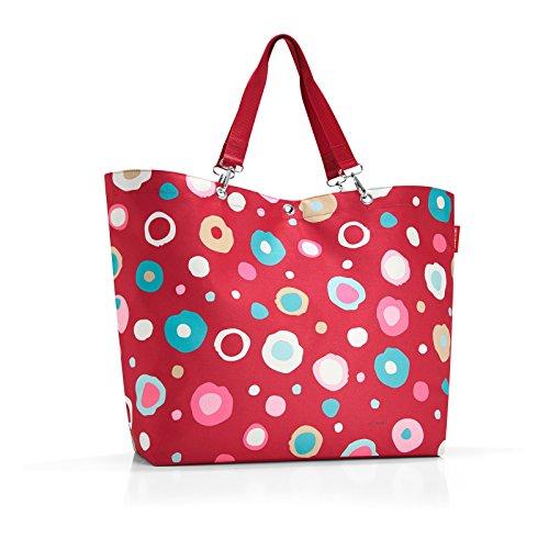 reisenthel Shopper, Polyester, Funky dots 2, 58 cm -