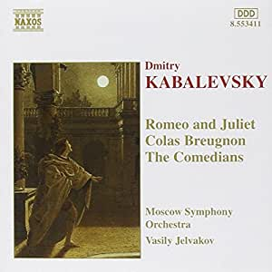 Kabalewski Suiten Jelvakov