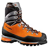 Scarpa Herren Alpine Bergschuhe orange 43