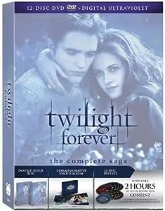 Twilight Forever: The Complete Saga [DVD] [Region 1] [US Import] [NTSC]