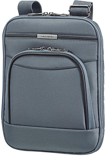 Samsonite Desklite Cross-Over, 23 cm, 3 L, Grey