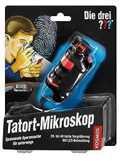 Kosmos Die drei ??? 631178 - Tatort-Mikroskop (B019YZ6KT6) | Amazon Products