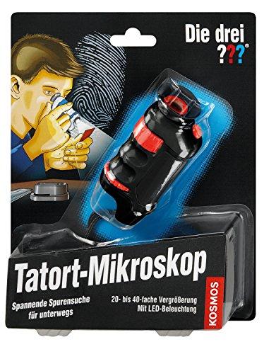 Kosmos drei ??? 631178 - Tatort-Mikroskop