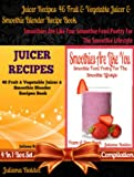 This is a 4 In 1 box set compilation of 4 books. This compilation includes Juliana Baldec's 4 titles: Book 1: Clean Eating: 17 Eating Clean & Drinking Clean Recipes With High Speed BlendersBook 2: Book 1: Clean Eating: 17 Eating Clean & Drink...