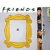♥ FRIENDS ♥ Rahmen bekannt von Monicas Apartment Handgearbeitete die beste Replik Tür der TV Serie FRIENDS Replik #1