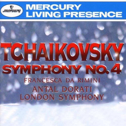 Tchaikovsky-Sympho N 4-F Da Ri