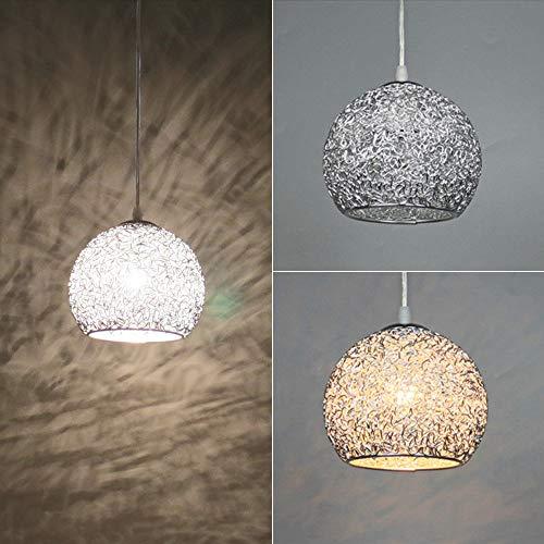 Wankd Simplicidad nórdicos aleación de aluminio ajustable, color Candelabros, personalidad macaron - Lámpara de techo plafón, E27 creativos lámpara colgante lámpara pantalla