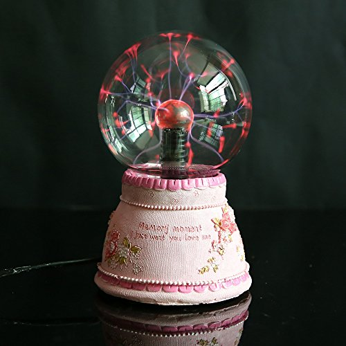 Mestieri della resina creativo moda cristallo luminoso Magic Ball Magic Ball di Rose