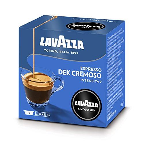 Lavazza A Modo Mio Espresso Cremosamente 16 Caps