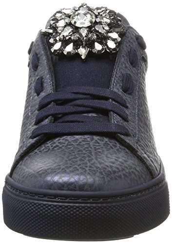 Stokton Sneaker, Sneakers Basses Femme Bleu (Blu)