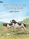 FAVORITE DOGS. Coloring book