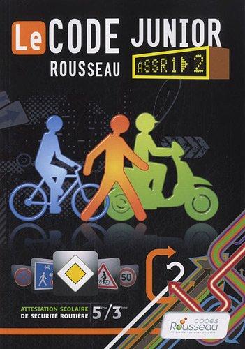 Code Rousseau de la Route Junior