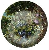 The Bradford Exchange C1991Fürstenbergs an der Quelle Wilde Schonheiten Hans Gras-von der Spring Wild Blumen-cp1613