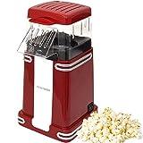 Syntrox Germany Popcorn Maker Popcornmaschine PCM-1200W Arizona