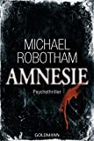Amnesie: Psychothriller (Joe O