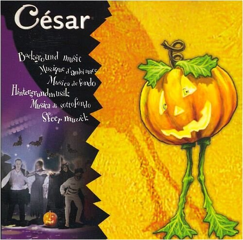 César - Halloween (Background Music) [France-Import]