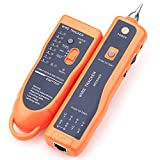 Best Wire Tracers - Wire Tracker XQ-350 RJ45 RJ11 Finder for Telephone Review